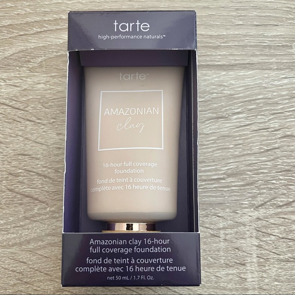 NWT Tarte Amazonian Clay Fair-Light Neutral 18N
